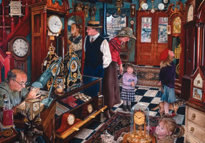 Jigsaw Puzzles by Gibsons
